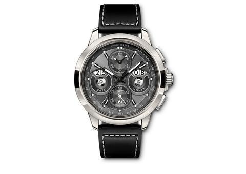 آي دبليو سي تطلق نسخة جديدة من ساعة أنجينيور بيربتشويل كالندر  ديجيتال دايت