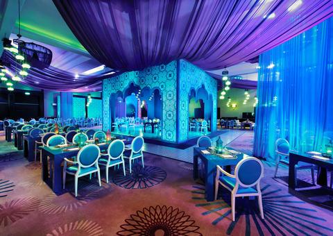بالفيديو: فطور رمضاني استثنائي في خيمة فيروز الرمضانية بفندق فيرمونت النخلة دبي