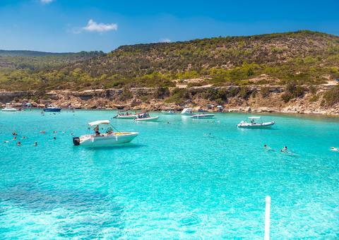 خمس تجارب تشجع سكان الخليج على اختيار قبرص لقضاء عطلة الصيف