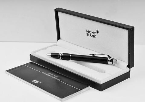 مون بلان تكـشف عن تشكيلة أقلام ستار ووكر الجديدة بلمسة ليروي تشاو