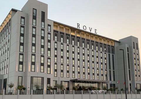 افتتاح وجهة «روڤ آت ذي بارك» العصرية في دبي باركس آند ريزورتس