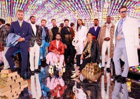 بيليونير تقدم مفهوماً جديداً للفخامة بمجموعة أزياء ربيع وصيف 2020