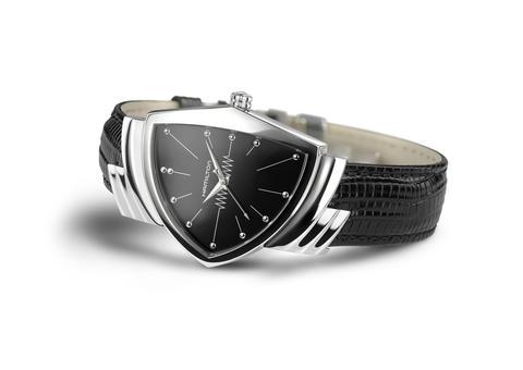 هاملتون تتألق بإصدار ساعة فنتورا الحاضرة بقوة في فيلم Men in Black