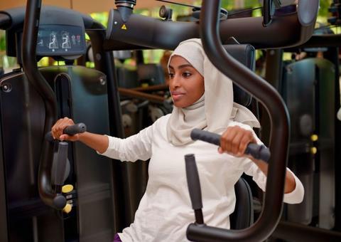 اكسبونينشال فيتنس تعتزم افتتاح 50 استوديو رياضي للسيدات في السعودية