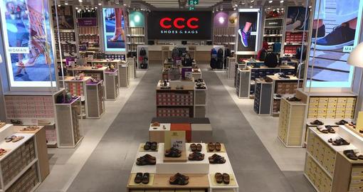 افتتاح أول متاجر علامة سي سي سي للحقائب و الأحذية بالإمارات في أبوظبي
