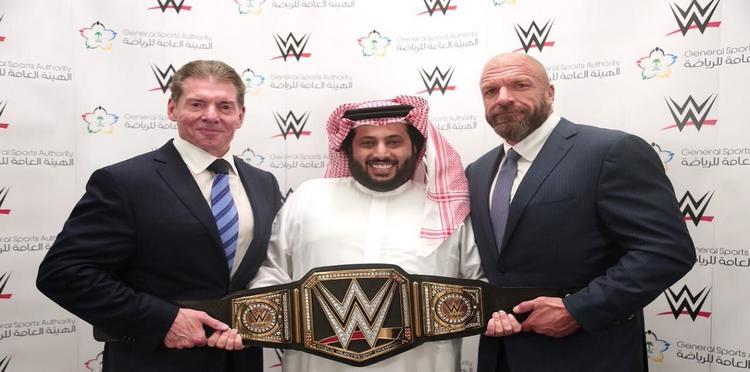 السعودية, WWE, رويال رامبل