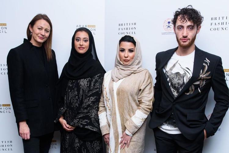 المرأة السعودية, أسبوع الموضة العربي, السعودية