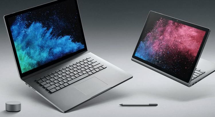 مايكروسوفت, أجهزة محمولة, لابتوب