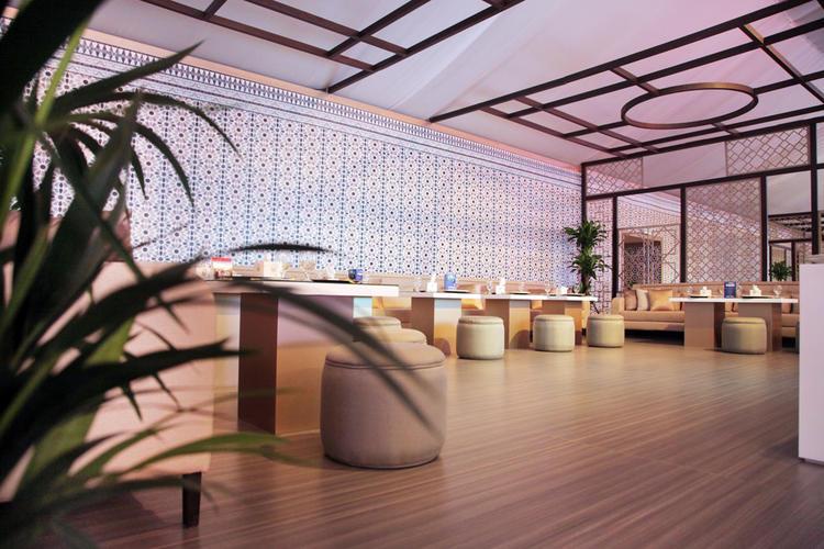 خيمية سرايا أفنيو البوابة -مركز دبي المالي العالمي