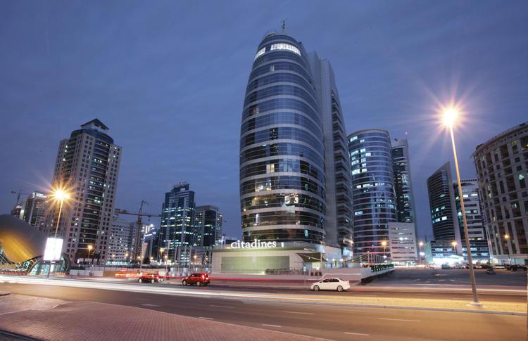 فندق سيتادينس ميترو سنترال دبي