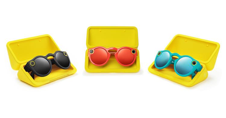 نظارات Spectacles