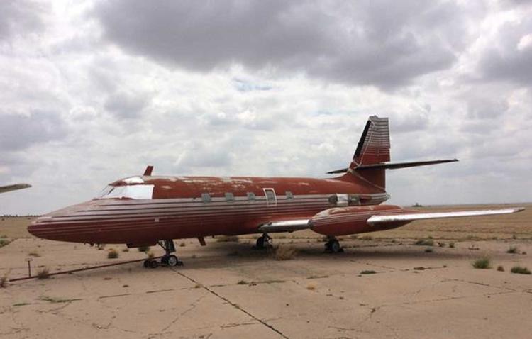 طائرة ألفيس بريسلي الخاصة