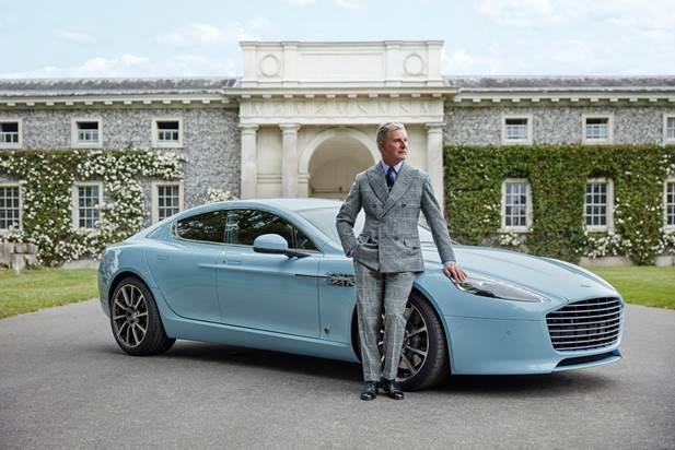 سيارة هاكيت Aston Martin Q Rapide S.