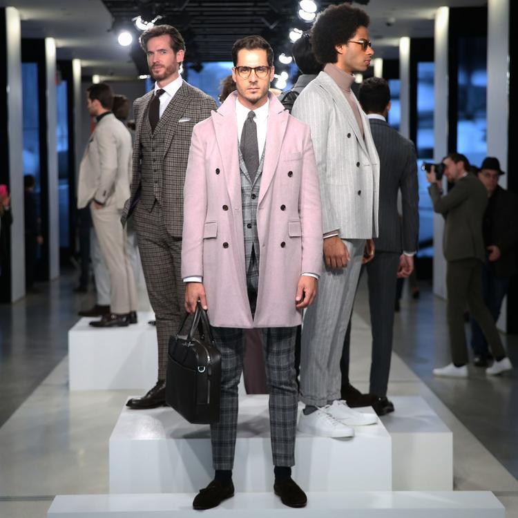 أناقة الرجل, أزياء رجالية, إطلالة, خريف و شتاء 2018, سوت سبلاي