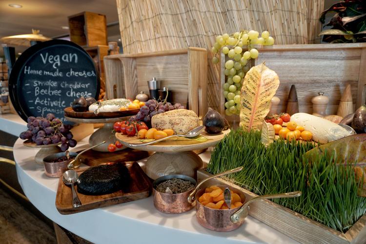 مطعم, أطعمة, برانش, عطلات, سفر, دبي, صحة