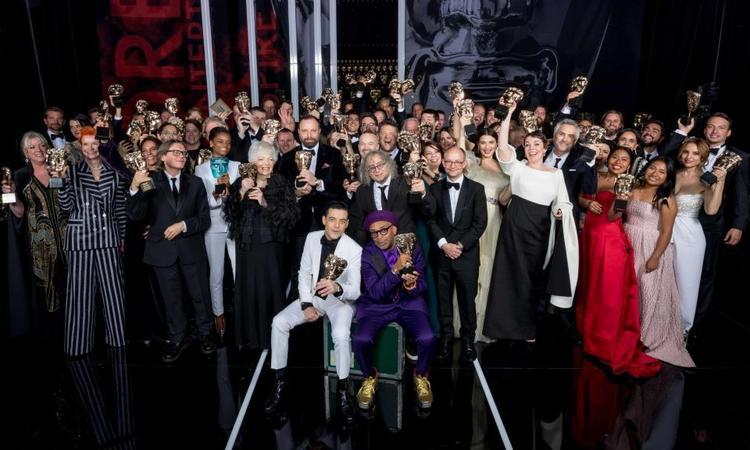 جوائز بافتا 2019, سينما, ممثل سينمائي, أفلام, رامي مالك