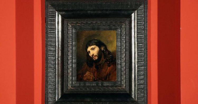لوحة, عمل فني, متحف, اللوفر أبوظبي, رسام