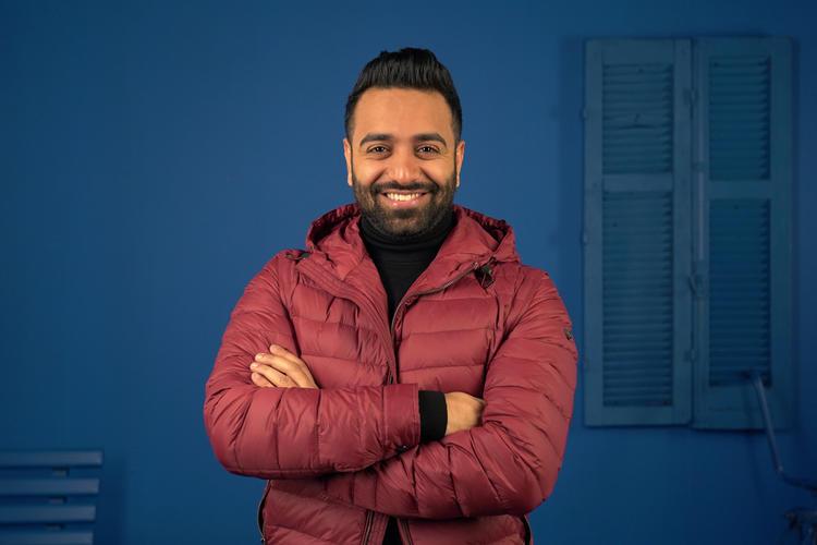 البحريني أحمد شريف