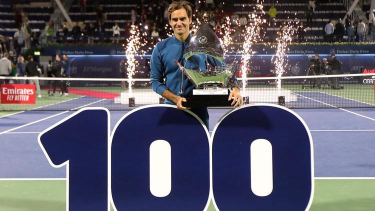 كرة المضرب, التنس, روجيه فيدرر, دبي, الجراند سلام