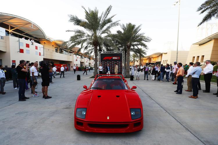 سباق جائزة الاتحاد للطيران الكبرى, أبوظبي, فورمولا 1, سيارات فاخرة, سيارات رياضية, مزاد, الشرق الأوسط