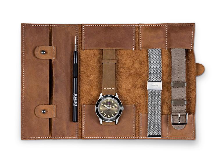 ساعة رادو Captain Cook Automatic Limited Edition