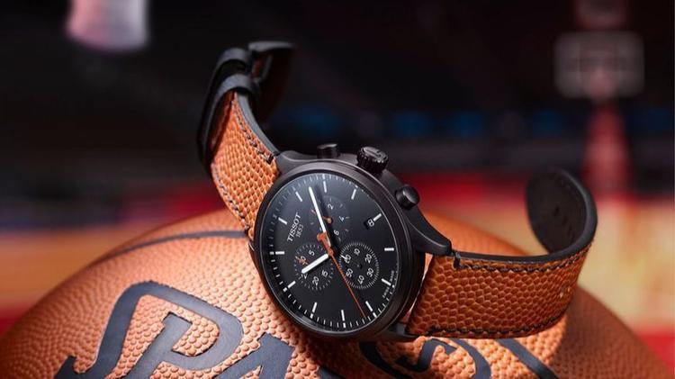 ساعة Tissot Chrono XL NBA Collector