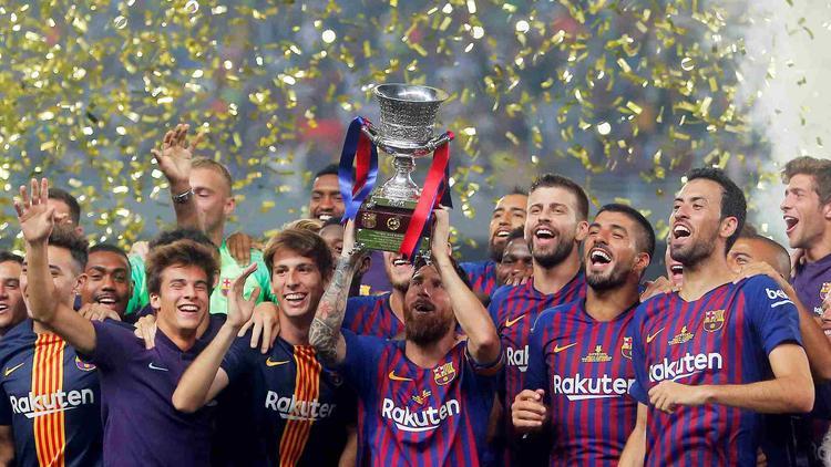 كأس السوبر الإسباني, برشلونة, ريال مدريد, السعودية, ماركا, كرة القدم