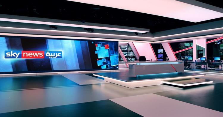 سكاي نيوز عربية, تقنيات, استوديو, أبوظبي, برامج, المشاهد العربي