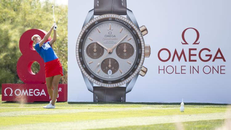 الغولف, أوميغا, دبي, ساعات فاخرة