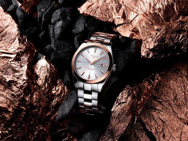 ساعة Tissot Gentleman- Permanent elegance