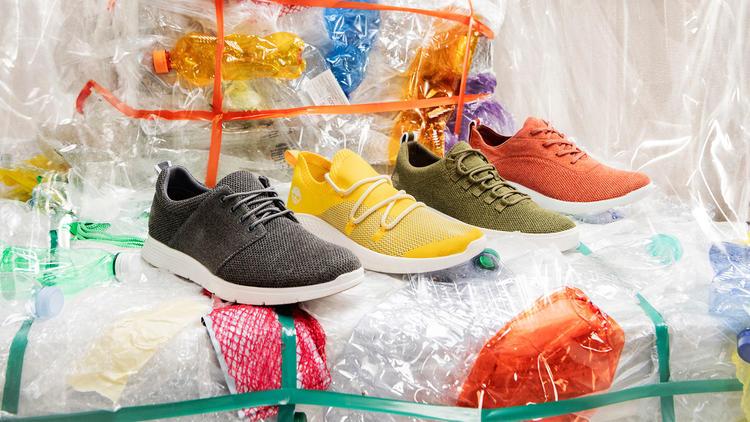 أحذية رجالية, أحذية رياضية, بيئة, بلاستيك, تمبرلاند