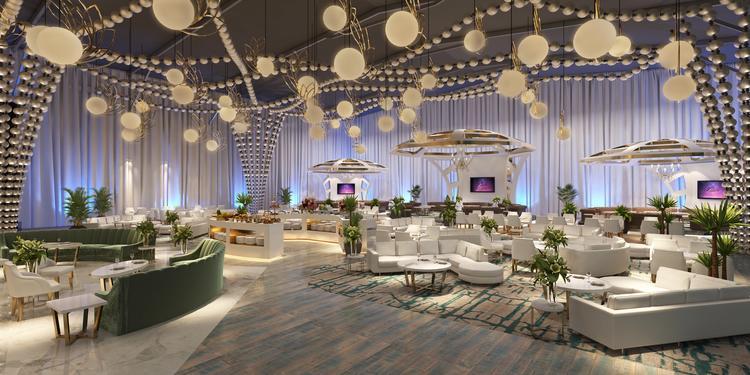 خيمة دانة الرمضانية في سيتي ووك دبي تخطف الأنظار بفخامتها و رفاهيتها اللامحدودة مطاعم إسكواير العربية