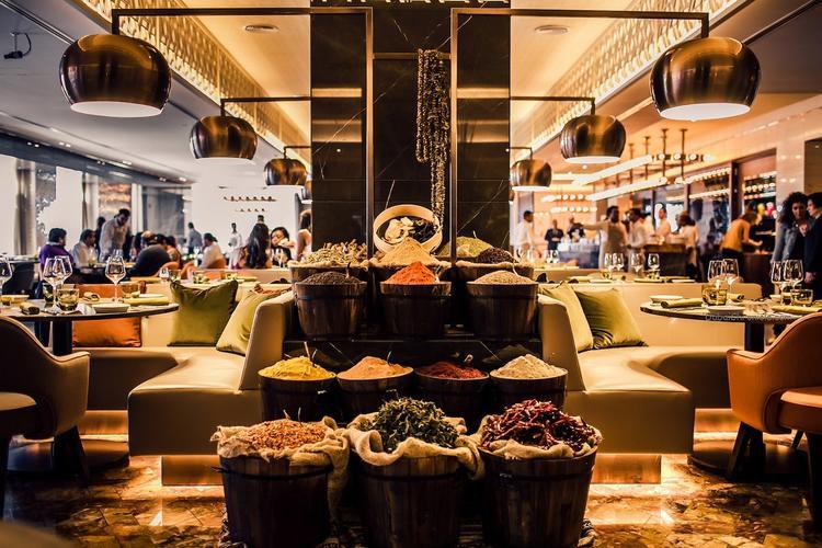 أوليا, فنادق, فطور اليوم, السحور, رمضان, كمبينسكي, مول الإمارات, دبي