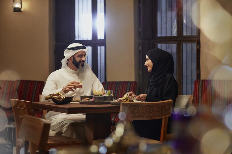 فطور اليوم, رمضان, صيام, إفطار, مطعم سبعة, فنادق, فندق السيف, دبي, طعام, السحور