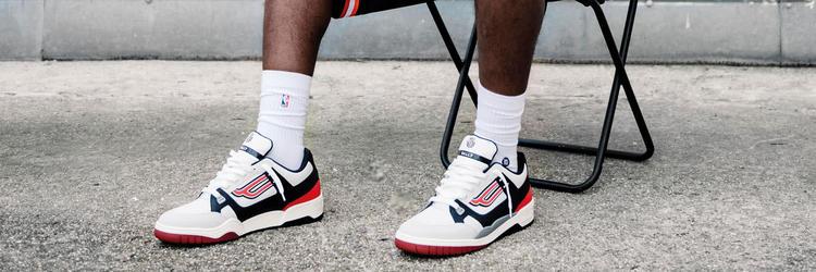 حذاء Champion من Bally