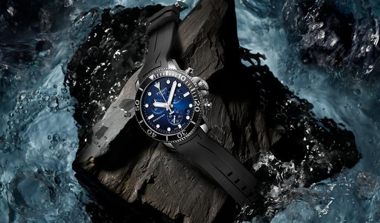 ساعة Tissot Seastar 1000 Quartz Chrono