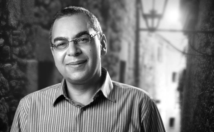 العرّاب المصري أحمد خالد توفيق