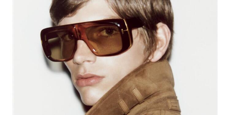 توم فورد, نظارات شمسية, أناقة, مجموعة, سفر, عطلات