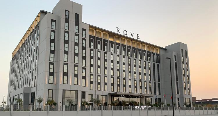 فندق روڤ آت ذي بارك في دبي
