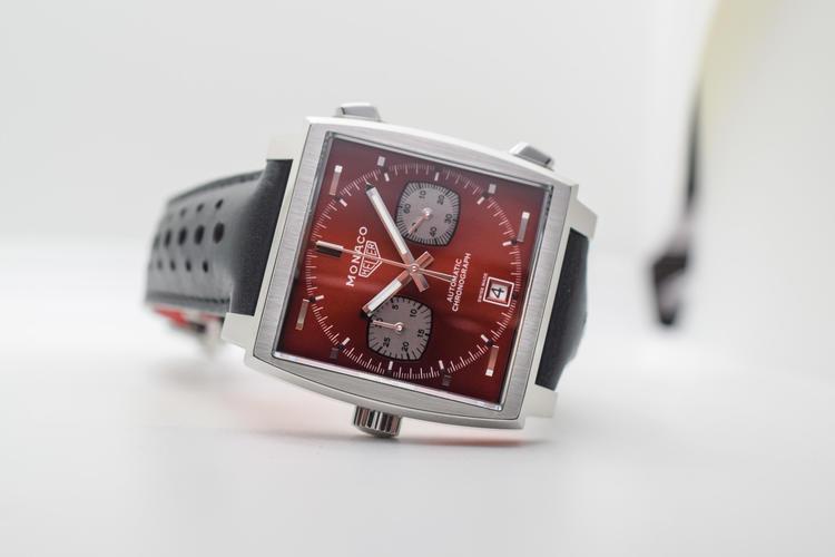 ساعة تاغ هوير موناكو 1989-1979 الحصرية المحدودة