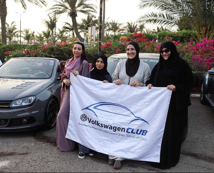 السعودية, المرأة السعودية, سيدات السعودية, نادي سيارات, تأسيس, قيادة