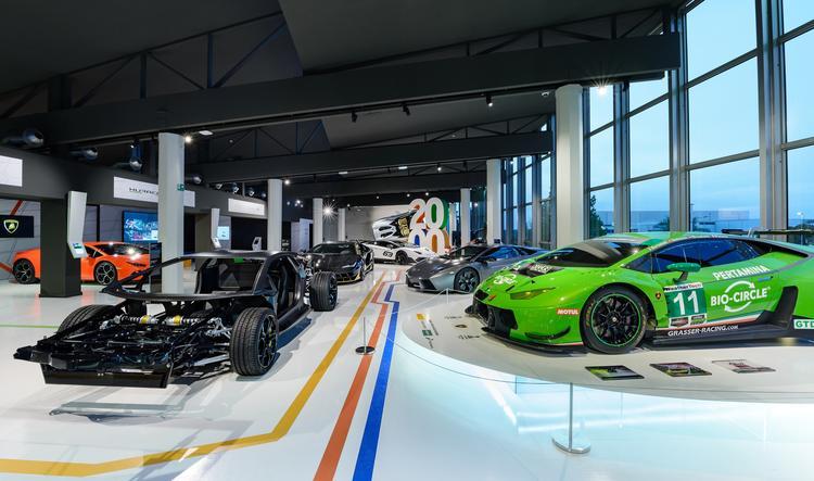 متحف, موديتك, لامبورجيني, إيطاليا, سيارات, تكنولوجيا, سياحة, سفر