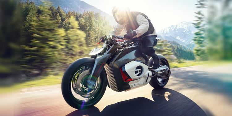 دراجة BMW Motorrad Vision DC Roadster